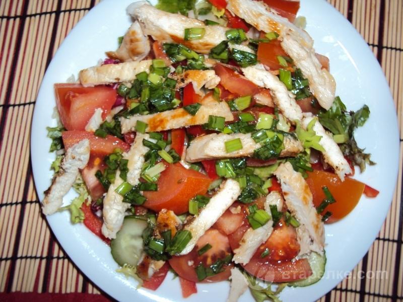 салаты овощные рецепты простые и вкусные и недорогие